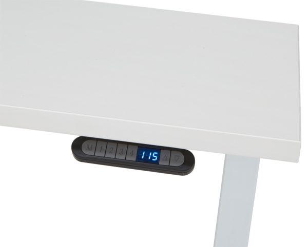 Display Elektrische zit-sta werkplek 71-116 cm